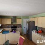 Kitchen 1 Before